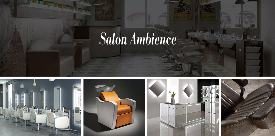 Salon Ambience Onlineshop