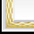 gold-weiß, ohne Ablage - +776,00€