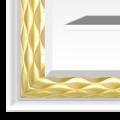 gold-weiß, mit Ablage - +1.070,00€