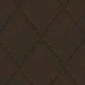 S29 - dunkelbraun, matt, Salino gesteppt - +79,80€