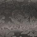 211braun antik, florales Muster