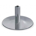 Stahl Tellerfuß mit Bein - +55,00€