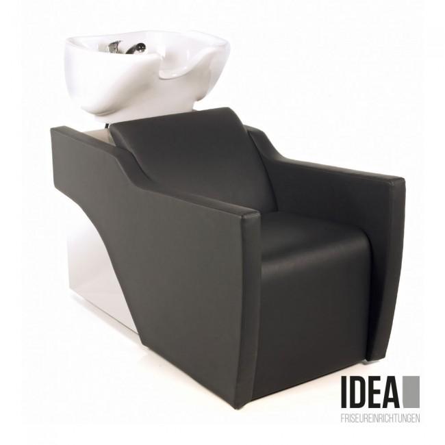 Waschanlage Flatiron schwarz 1
