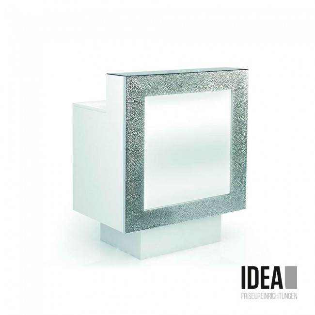 Rezeption Silver Desk S