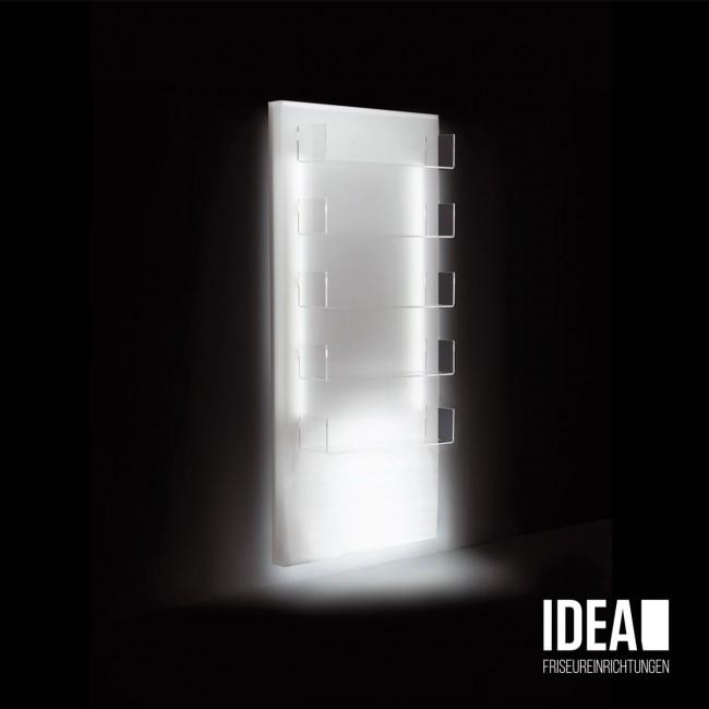 Verkaufsregal Glowall Display