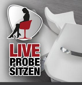 Live Probesitzen